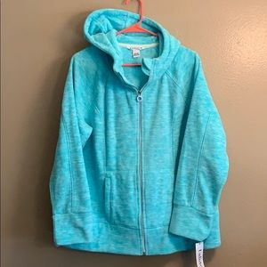 Unlisted Blue Hooded jacket NWT